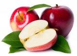 Takie jabłuszka były w naszych rękach.